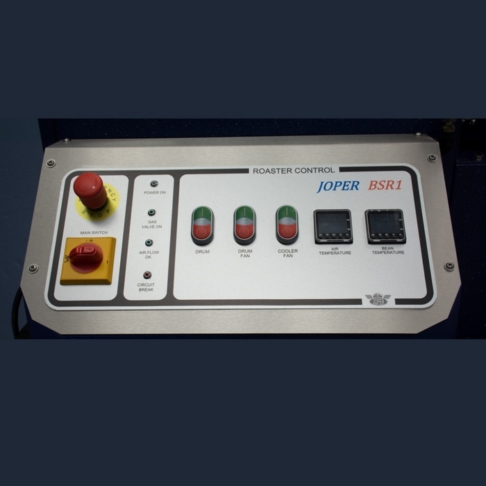 BSR-1 Control Panel