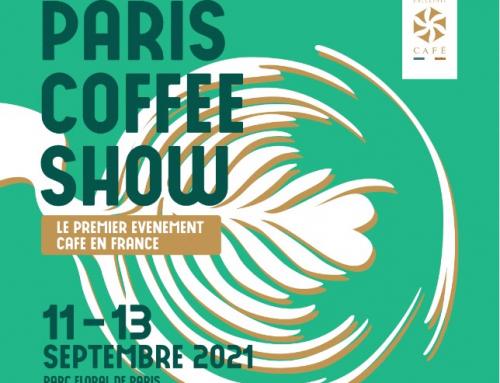PARIS COFFEE SHOW 2021